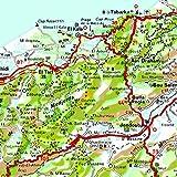 Algeria, Tunisia - Michelin National Map 743 (Michelin National Maps)