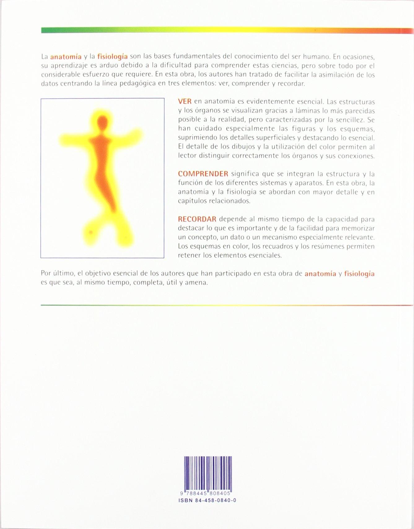 Anatomo-fisiología: Amazon.es: L. Perlemuter: Libros