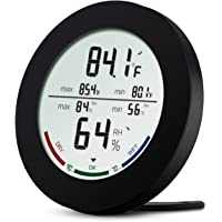 ORIA Digitales Thermo-Hygrometer, Indoor Hygrometer Thermometer