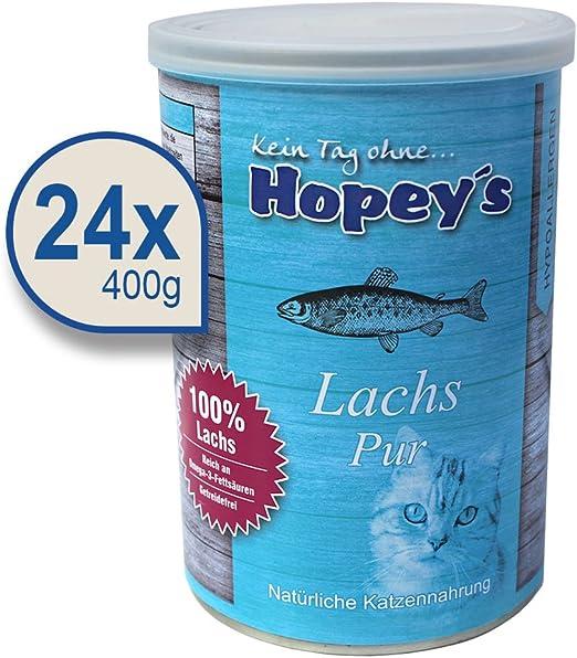hopey s hipoalergénica gato Forro: salmón como fuente de ...