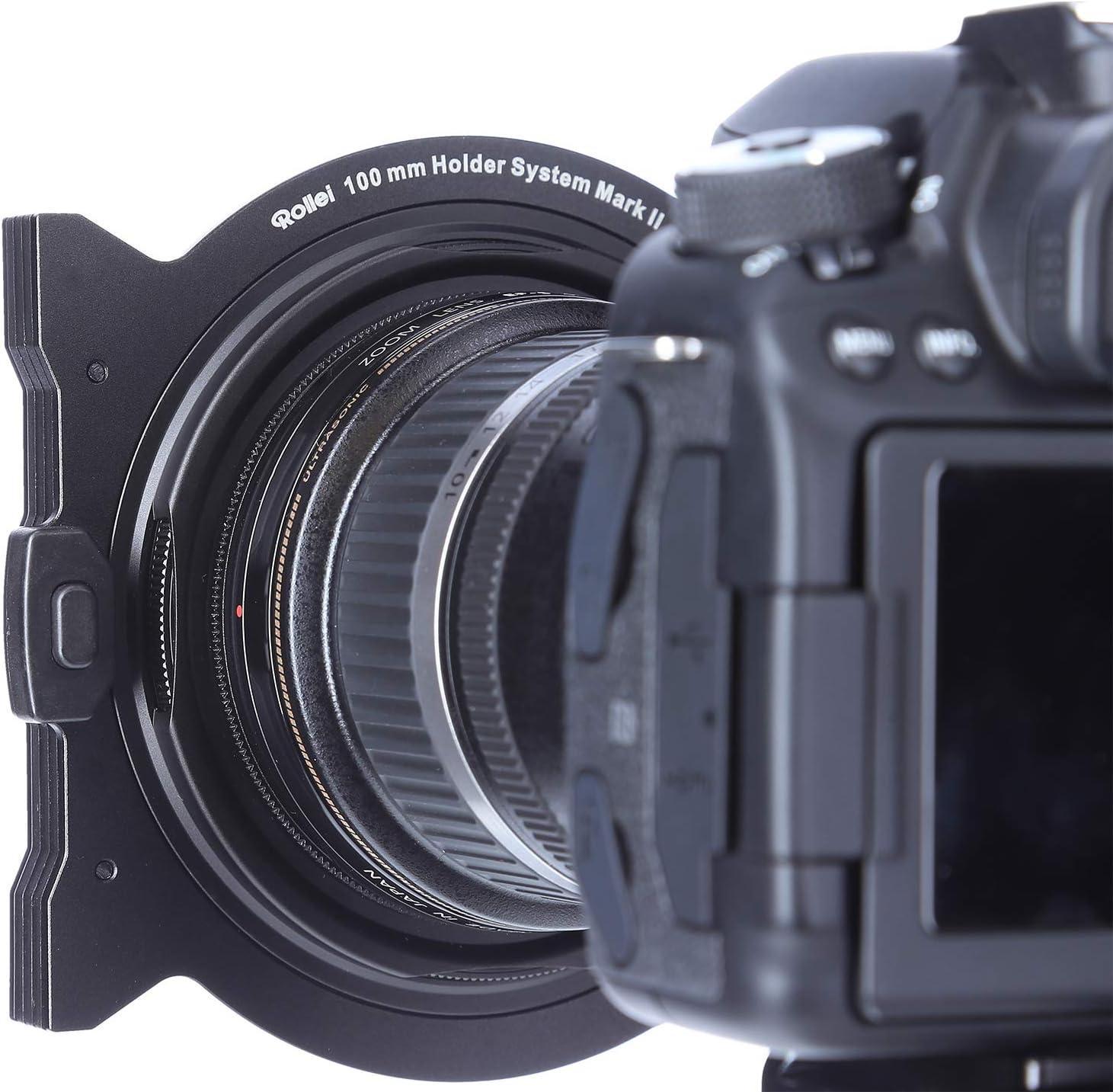 Rollei Portafiltros Mark II Sistema de filtros I Adaptador para ...