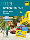adac stellplatzf hrer deutschland europa 2017 mit zwei. Black Bedroom Furniture Sets. Home Design Ideas