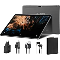 Tablet 10 Pulgadas Full HD Android 9.0 Tablet GOODTEL G3 Quad-Core, RAM de 4GB, ROM de 64GB, Dual SIM Cámara Dual…