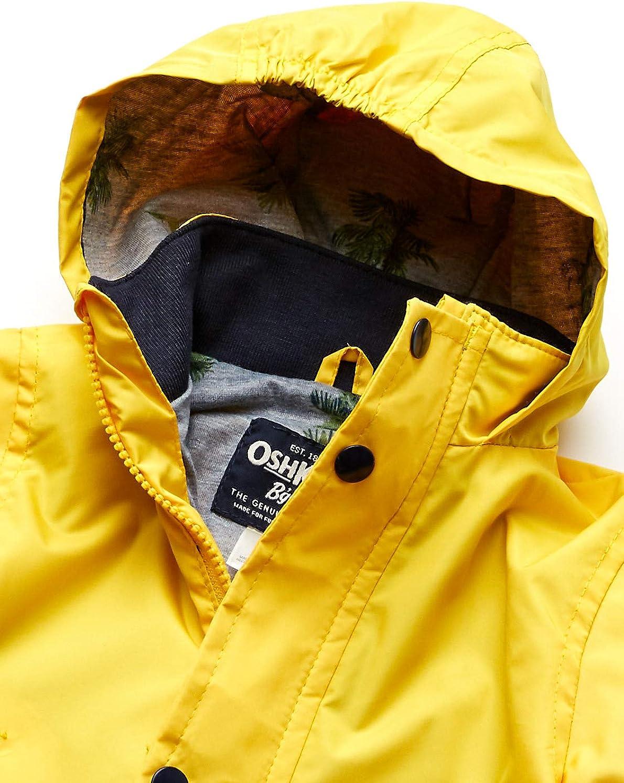 OshKosh BGosh Boys Jersey-Lined Lightweight Jacket