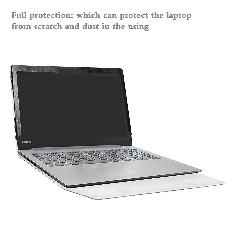 Alapmk Diseñado Especialmente La Funda Protectora de Cuero de PU Para 15.6