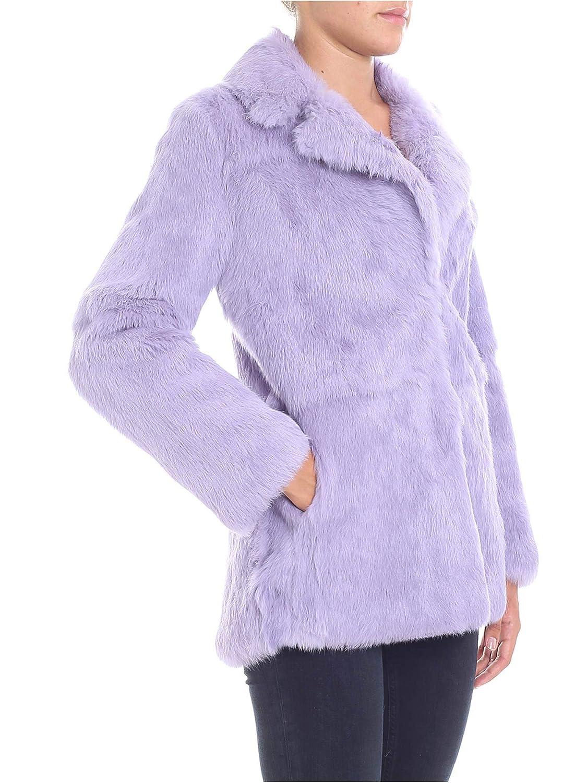Spring Summer 19 CORRIDONI 37 Luxury Fashion Womens 52401LILLA Purple Outerwear Jacket