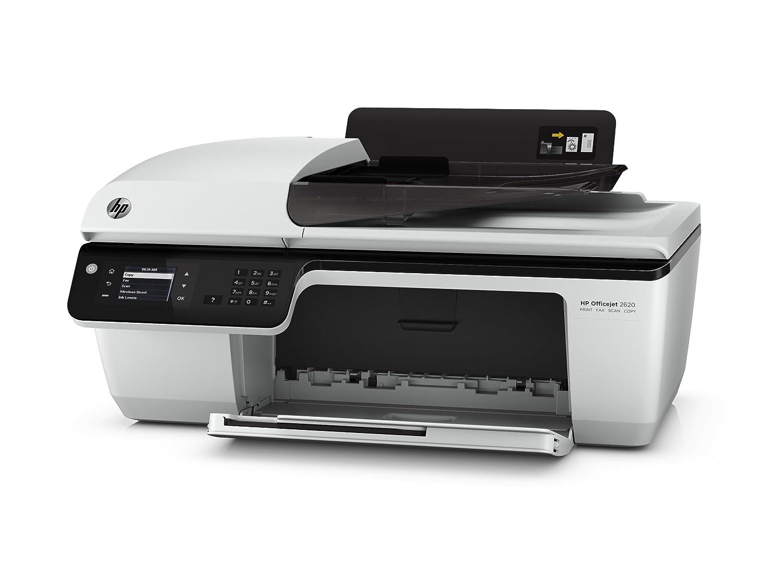 HP Officejet 2620- Impresora multifunción de chorro de tinta de color
