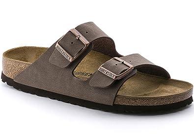 6326e7de4d28 Birkenstock Men s Arizona Birko-Flor Sandals