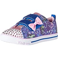 Skechers Australia Sparkle LITE - Rainbow Cuties Girls Training Shoe