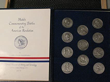 America/'s First Medals U.S.Mint Pewter w//Display Case General Daniel Morgan