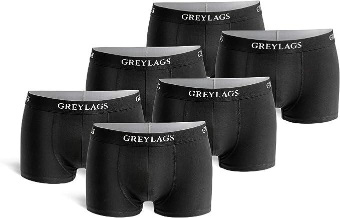 Greylags Prima Calzoncillos Retro | Boxershorts | Tubo Corto ...