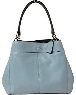 bb3f6e1175 Coach Lexy Large Pebble Leather Shoulder Bag 5173  Handbags  Amazon.com