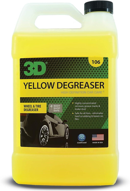 3D Yellow Degreaser