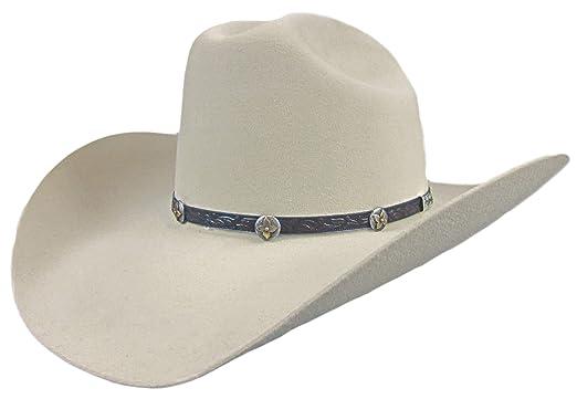 Resistol 6X George Straight Designed Keene Cowboy Hat 7 1 4 Oval 4 ... b92004a16d
