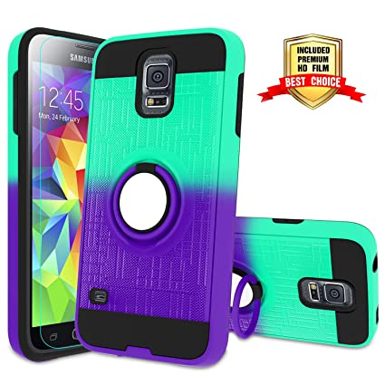 Amazon.com: Atump - Carcasa para Samsung Galaxy S5 (incluye ...