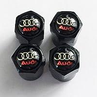 Tapón de válvula negro AudiPara A3,A4,A5,A6,TT, RS, R8Quattro