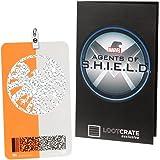 Marvel Agents of S.H.I.E.L.D. Loot Crate Exclusive Replica I.D. Badge