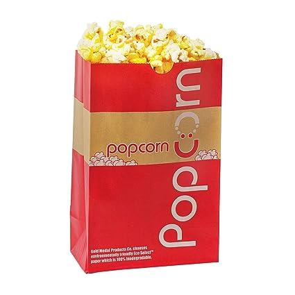 Medalla de Oro eco-select bolsas de palomitas de maíz, 85 oz ...