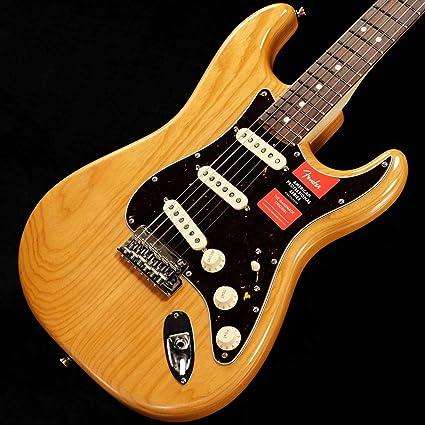 Fender American Pro Stratocaster Light Ash AGN · Guitarra ...