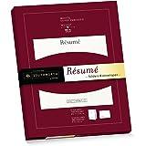 southworth exceptional resume foldersenvelopes packet white rf2