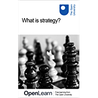 What is strategy? (English Edition)