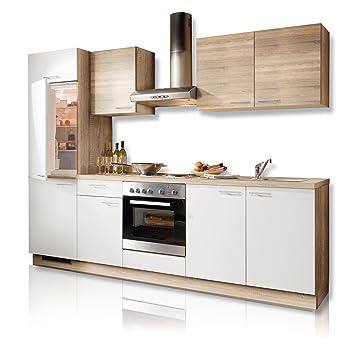 Wunderbar ROLLER Küchenblock Win, Braun: Amazon.de: Küche U0026 Haushalt