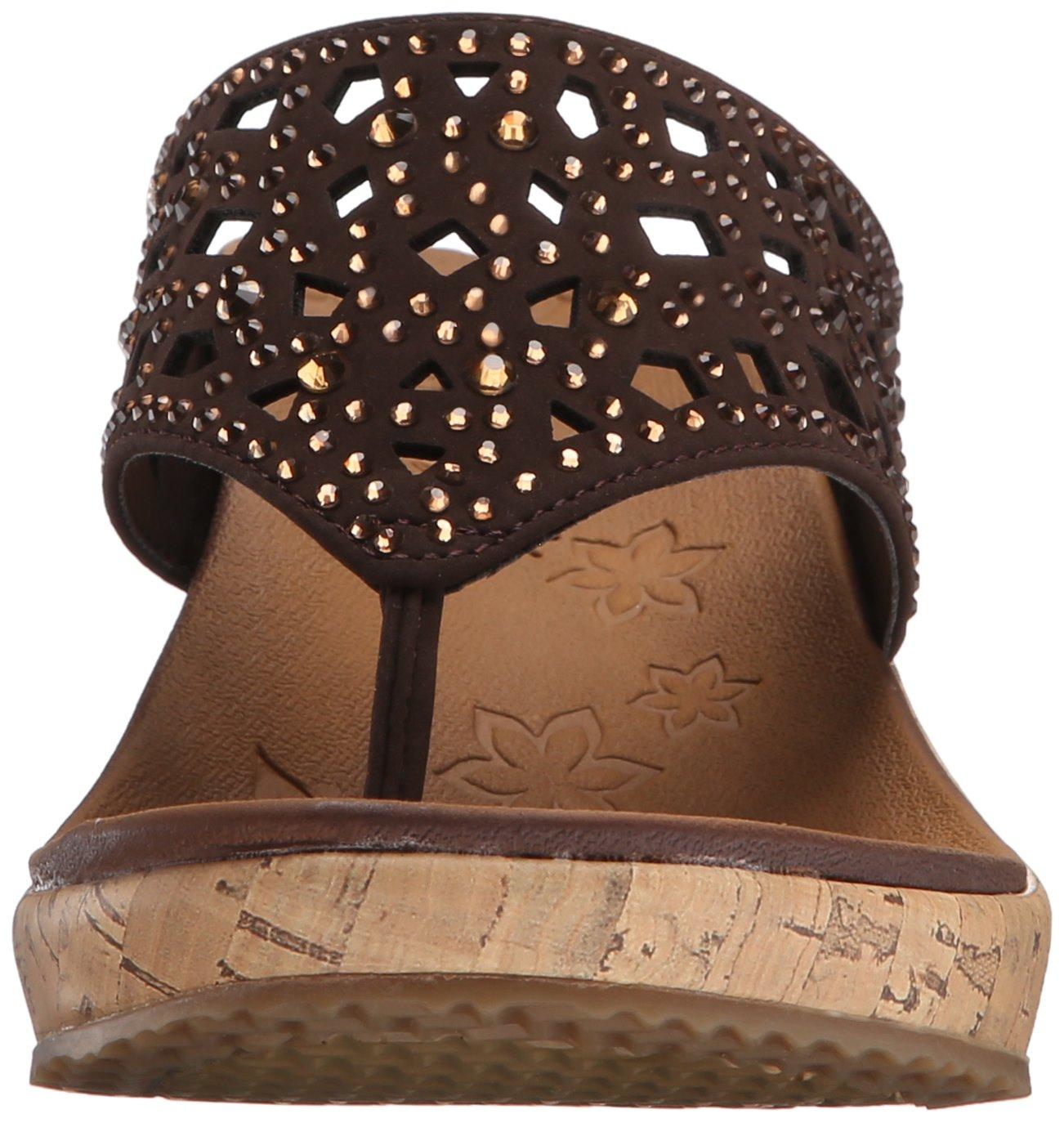 827c4acfa35b Skechers Cali Womens Beverlee Wedge Sandal Christmas gift store