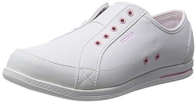 d3d8e2d492ee0 crocs Women s 14790 Alaine Nurse Sneaker Mule