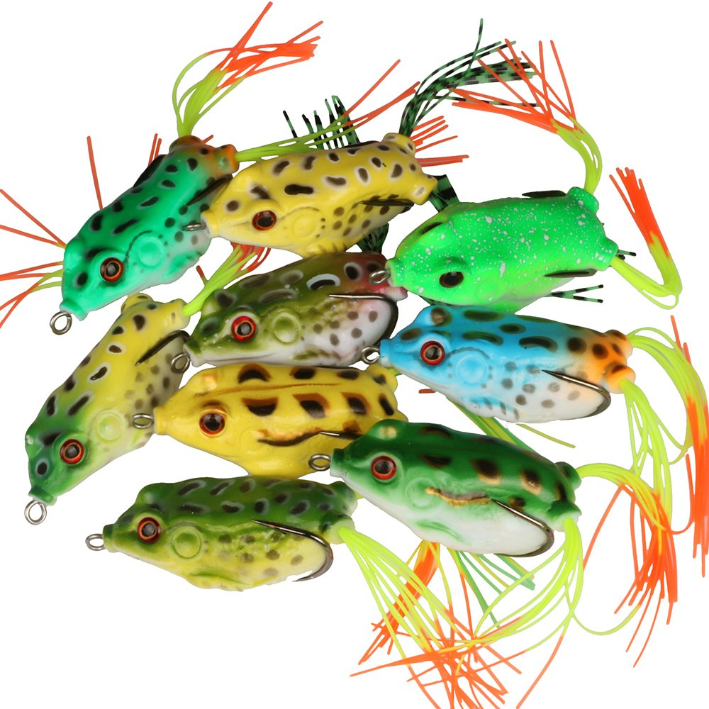 bulk fishing lures
