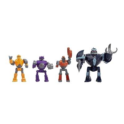 Robozuna B13001 Battle n Build Figure Multipack: Toys & Games