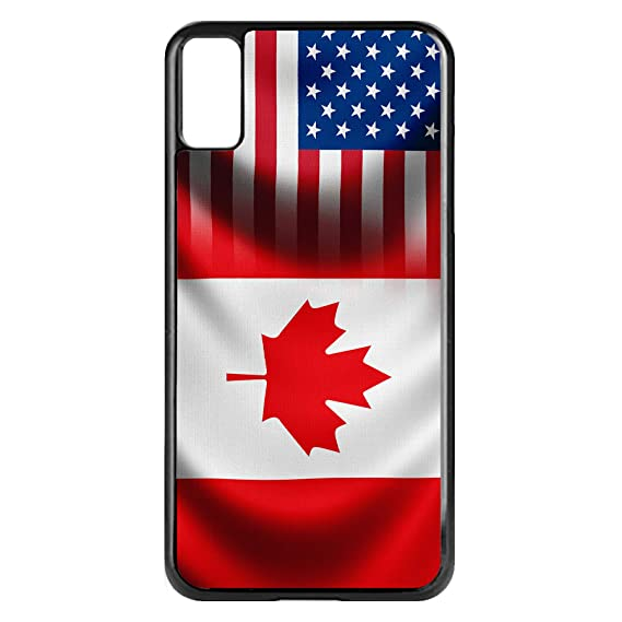 133f12670be Image Unavailable. Image not available for. Color  Apple iPhone 5   5S Case  with Flag of Canada ...