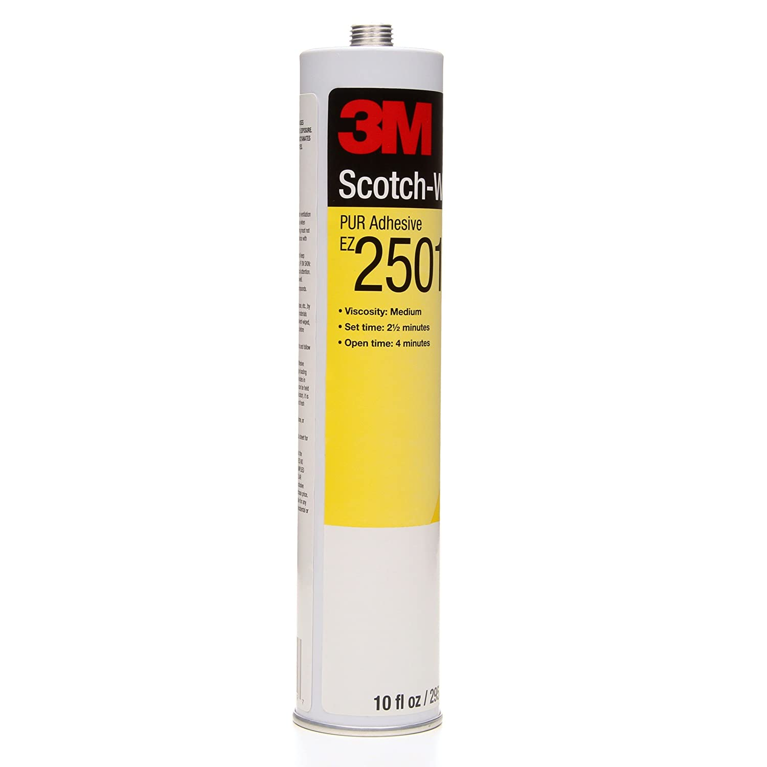 3M Scotch-Weld PUR Easy Adhesive EZ250150, 1/10 gal Cartridge: Spray