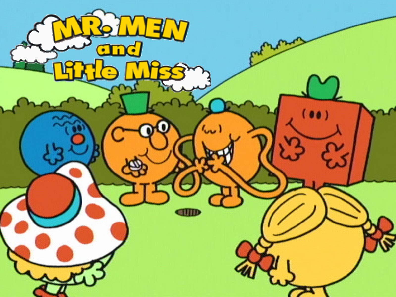Mr Men & Little Miss on Amazon Prime Video UK