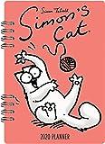 Simon's Cat 2020 Planner