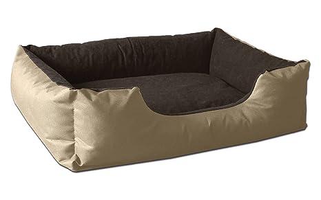 BedDog colchón para Perro LUPI S hasta XXXL, 24 Colores, Cama para Perro,