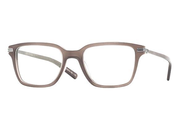 3b87ee2fa6 Amazon.com  Oliver Peoples Stone OV5270 -1455 Eyeglasses Matte Taupe ...