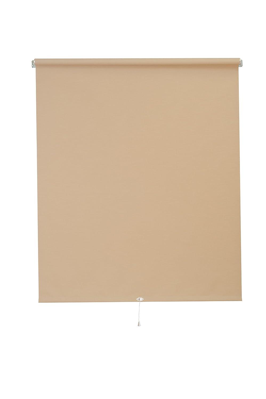 Sunlines HWA10273 Springrollo Energie, Stoff, jeansblau silber, 102 x 240 cm B072FRMVWJ Seitenzug- & Springrollos