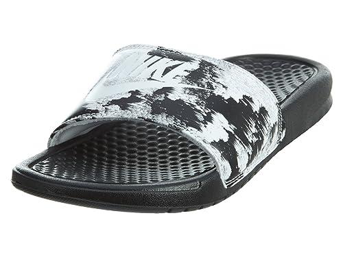 8d1d53816389 Nike Women s Benassi Just Do It. Sandal  618919-006 (6) Black