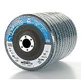 Mercer Industries 267060 Zirconia Flap Disc, High
