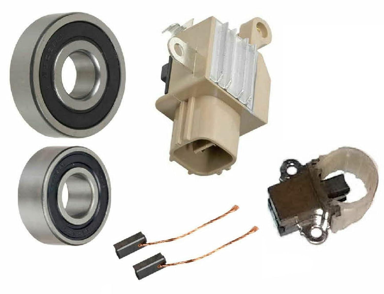Alternator Rebuild Kit 2005-2010 Scion tC with Denso 100 Amp Alternator Maniac EM