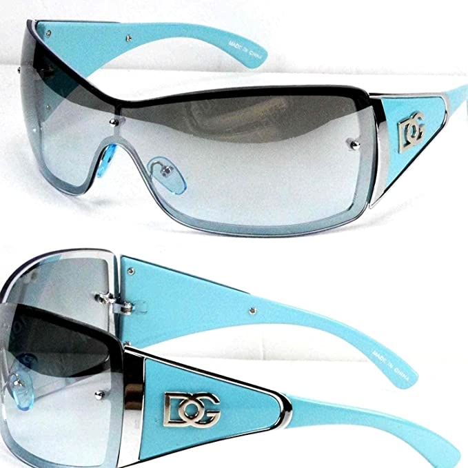 Amazon.com: DG Eyewear - Gafas de sol grandes para mujer ...