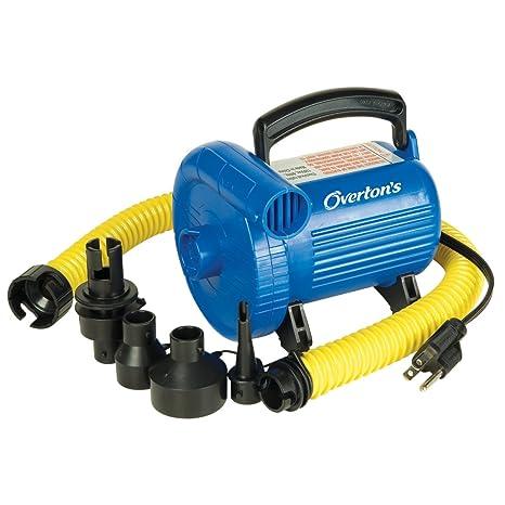 Overtons 110V High-Pressure Inflator/Deflator Air Pump-44212