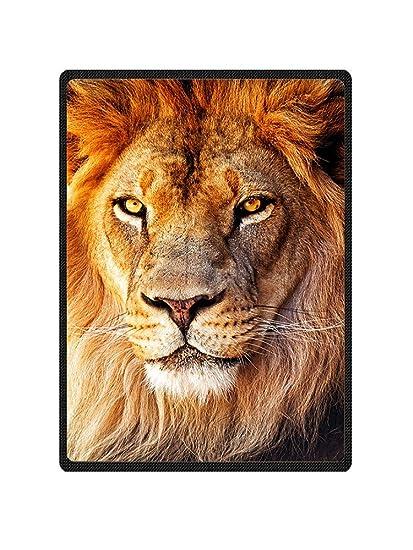 Amazon Printed Lion Throw Blanket Super Soft And Cozy Fleece Stunning Lion Blanket Or Throw