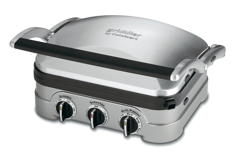 Cuisinart GR-4NAMZ Griddler, , Stainless Steel