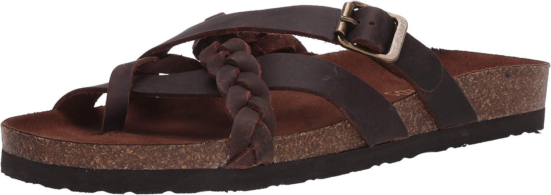 White Mountain Shoes Harrington Footbeds Sandal