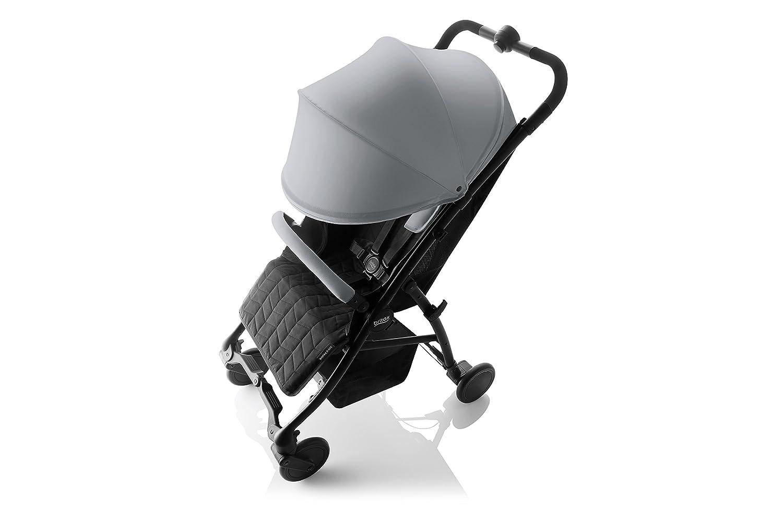 Britax B-Lite - Silla de paseo, color Steel Grey: Amazon.es ...
