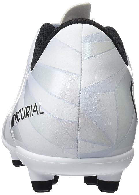 Nike Jr Mercurial Vortex III Cr7 FG, Zapatillas de Fútbol Unisex Niños: Amazon.es: Zapatos y complementos