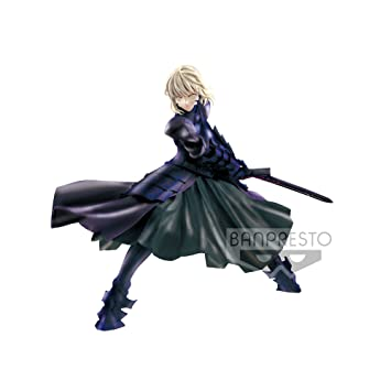 Fate Stay Night Heaven's Feel Saber Alter PVC figure