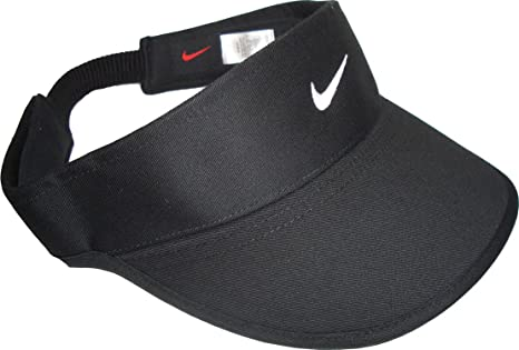 Cappello con visiera NIKE Visor nero 564792 - 010  Amazon.it  Sport ... 4ab552cd3038