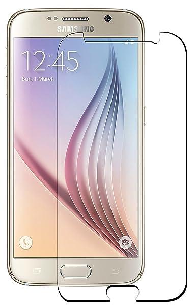Bastex Samsung Galaxy S6 [0,26 grosor] 9-H Premium templado vidrio